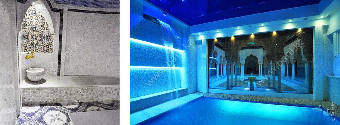 Марокканская баня с хамамом и русская баня в комплексе «Авторитет»  – фото 7