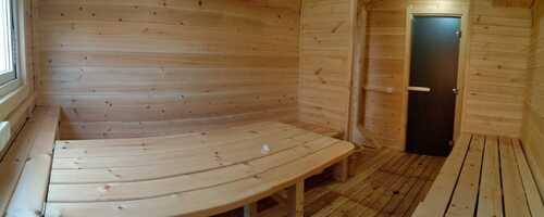 Царская баня в семейном банно-оздоровительном комплексе КЕДРОВЫЙ РАЙ – VIP – фото 6