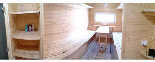 Царская баня в семейном банно-оздоровительном комплексе КЕДРОВЫЙ РАЙ – VIP – фото 7