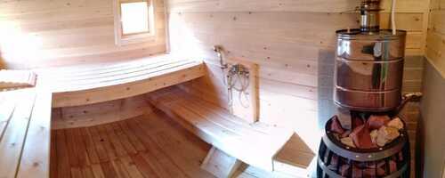 Царская баня в семейном банно-оздоровительном комплексе КЕДРОВЫЙ РАЙ – VIP – фото 3