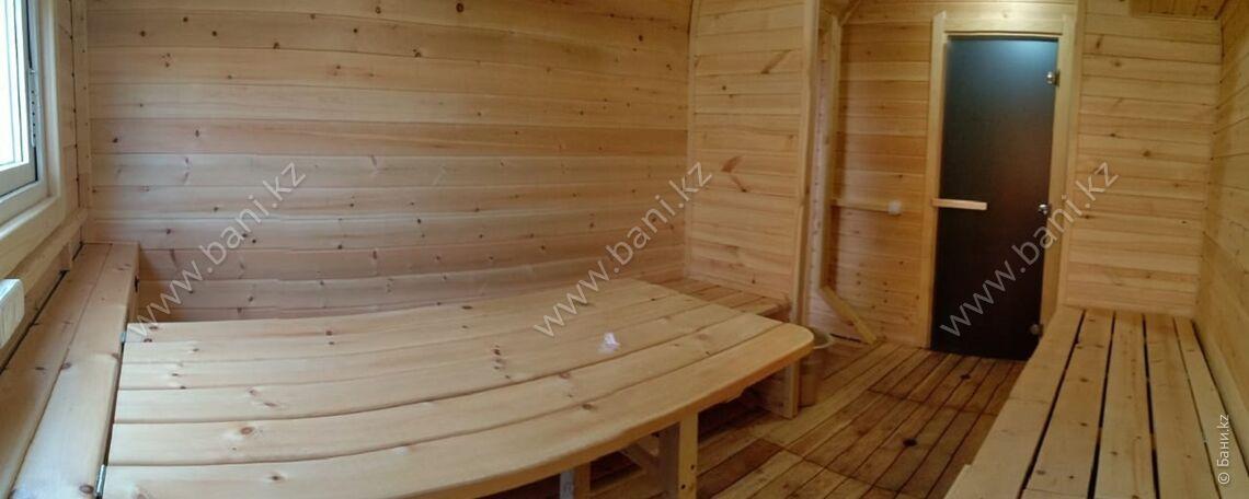 Ханская баня в семейном банно-оздоровительном комплексе ЭКО-БАНЯ Парная №1  – фото 6