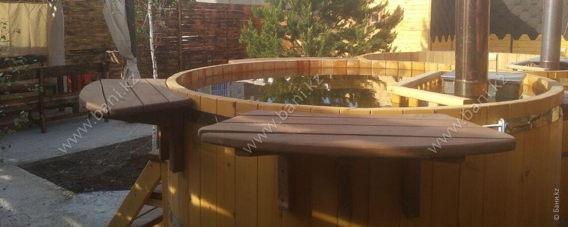 Ханская баня в семейном банно-оздоровительном комплексе ЭКО-БАНЯ Парная №1  – фото 2