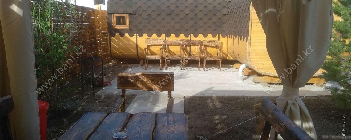 Ханская баня в семейном банно-оздоровительном комплексе ЭКО-БАНЯ Парная №1  – фото 9