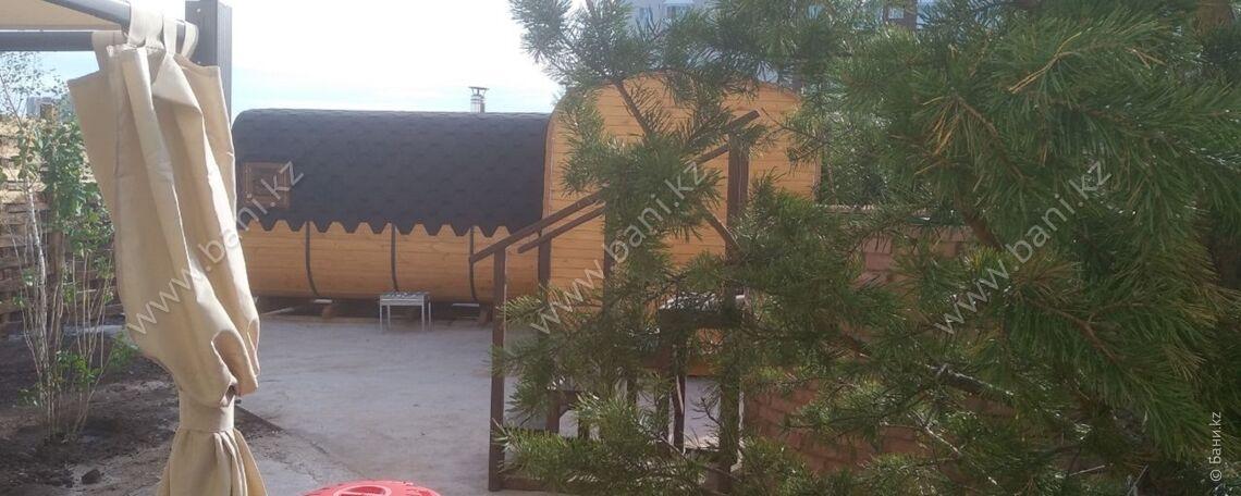 Ханская баня в семейном банно-оздоровительном комплексе ЭКО-БАНЯ Парная №1  – фото 10