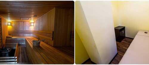 Сауна до 10 персон в гостевом доме «Adler» – фото 3