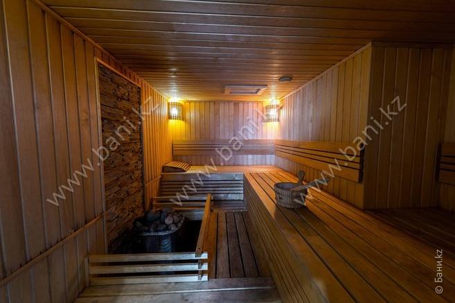 Сауна до 10 персон в гостевом доме «Adler» – Сауна на 7-10 персон – фото 3