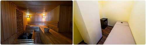Сауна до 7 персон в гостевом доме «Adler» – фото 3