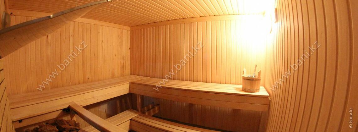 Баня «Рахат» в мкр. Кокжиек – фото 2