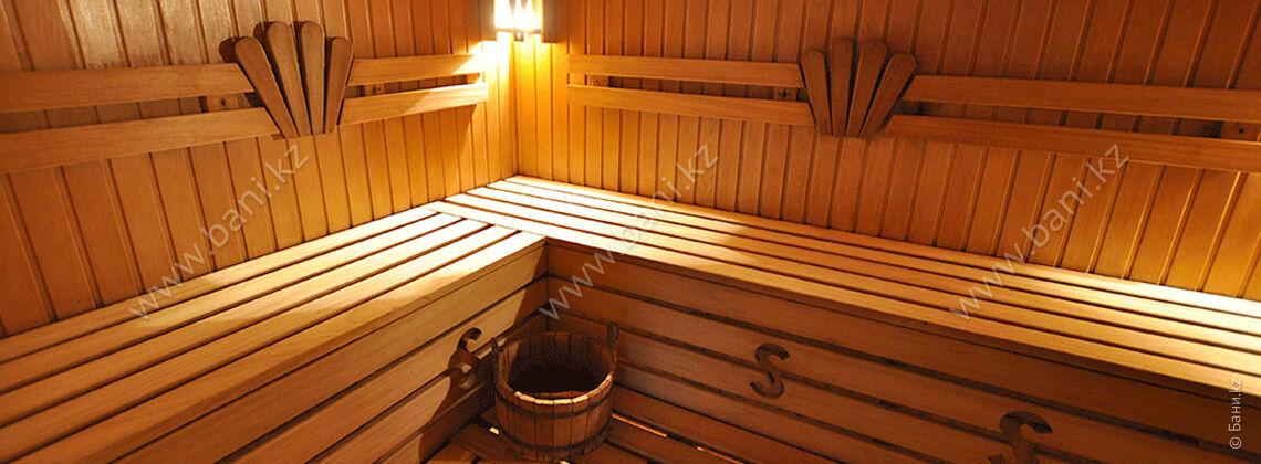 Средняя сауна в банном комплексе «Хан»  – фото 2