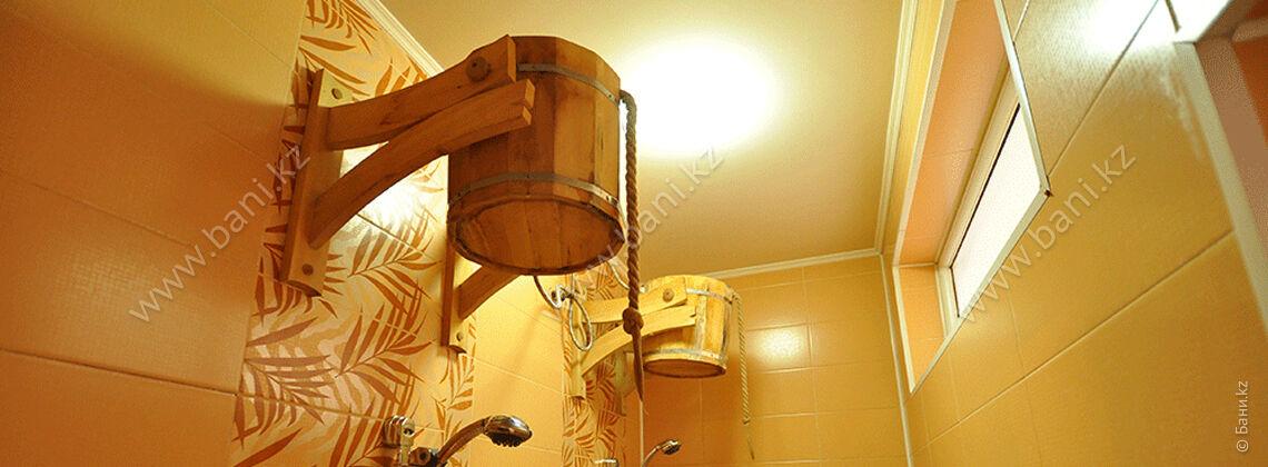 Средняя сауна в банном комплексе «Хан»  – фото 3