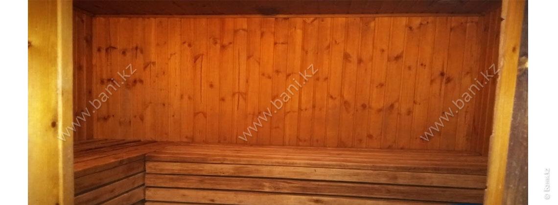 Сауна с бассейном в комплексе «Антураж» – фото 4