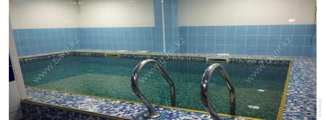 Сауна с бассейном в комплексе «Антураж» – фото 3