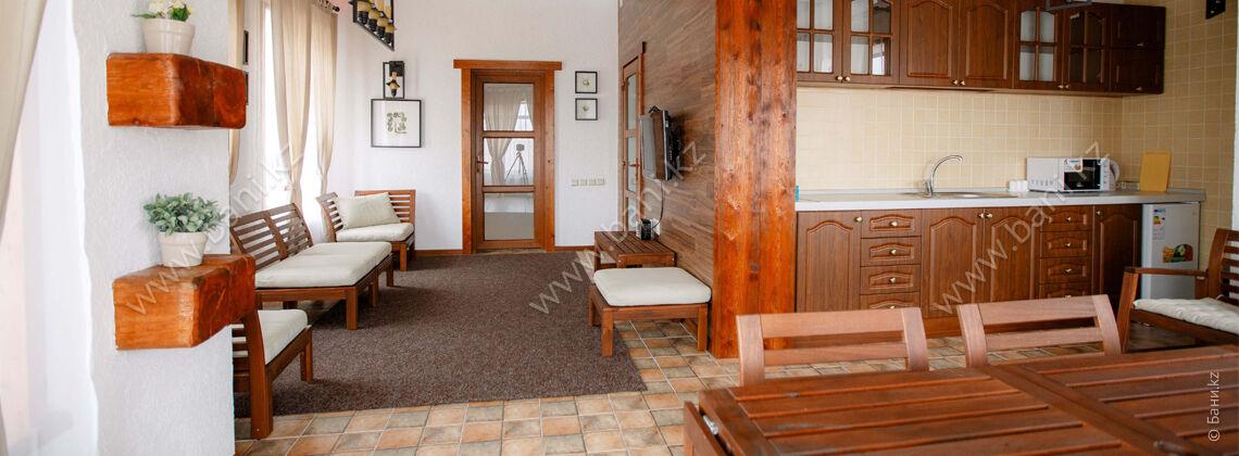 Маленькая баня в семейном загородном клубе Derby village – фото 2