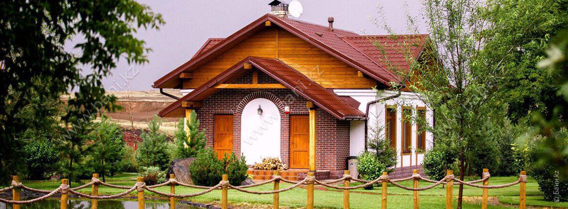 Маленькая баня в семейном загородном клубе Derby village – фото 4