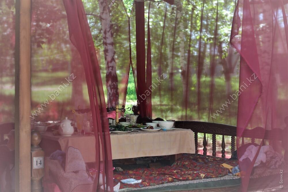 Сауна «Ак кайын» – Фотографии сауны – фото 23
