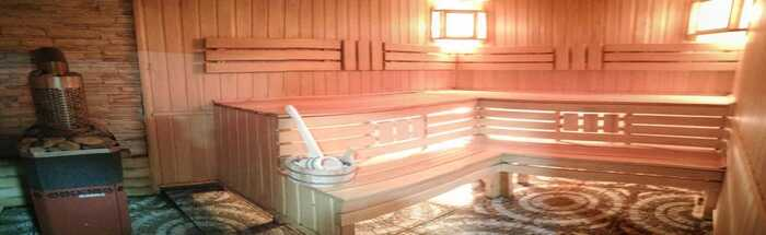 Элитная сауна-баня Аксу