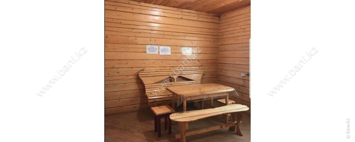 Русская парная на дровах в банном комплексе Relax