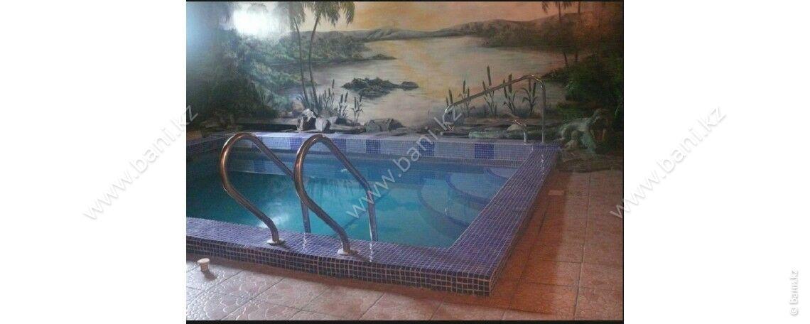 Финская баня в банном комплексе «Аллигатор»