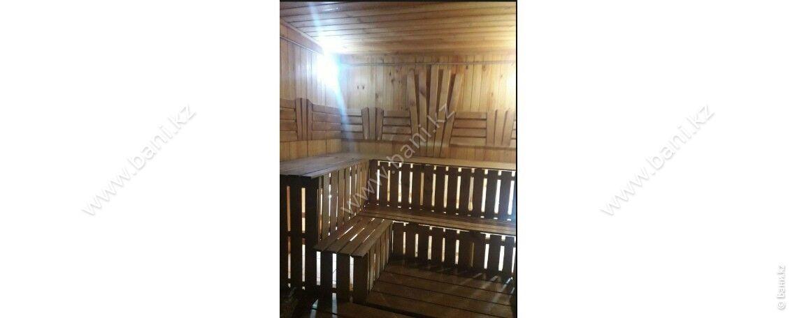 Русская баня в комплексе «Галирад»