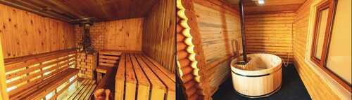 Русская баня «Сакура» в банном комплексе «НА ВСТРЕЧЕ» – фото 2