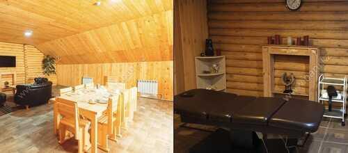 Русская баня «Сакура» в банном комплексе «НА ВСТРЕЧЕ»