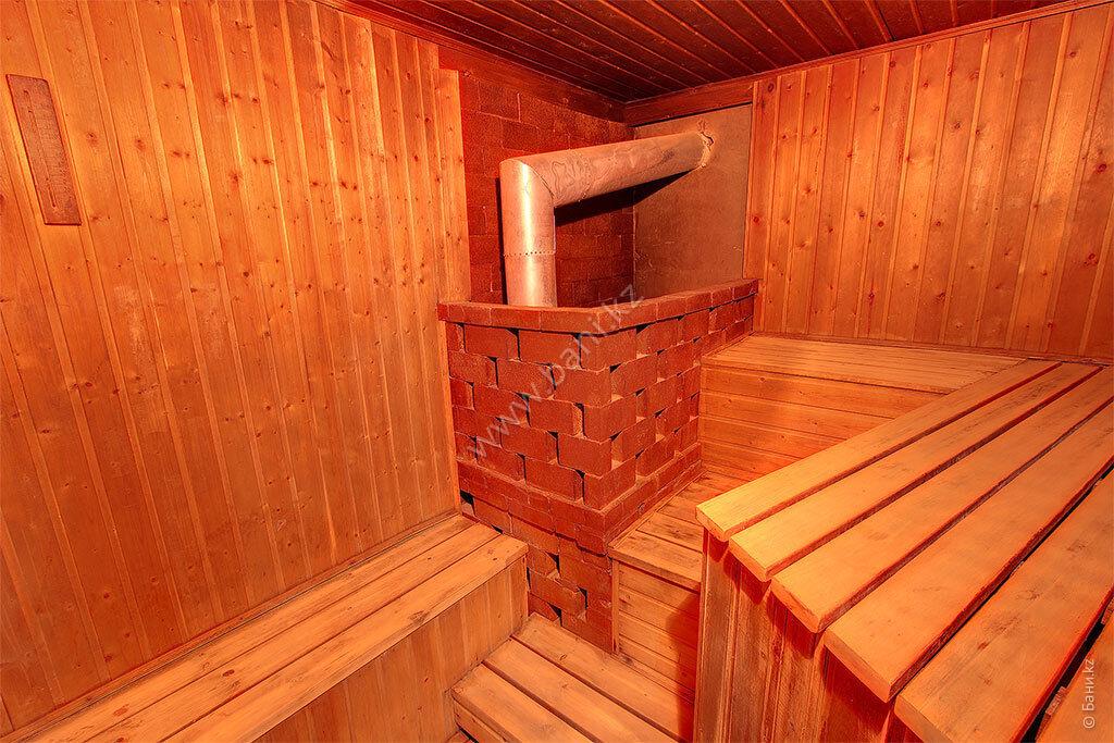 Русская баня в комплексе «Алматы Түнi» – фото 4