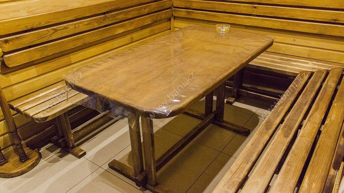 Малая сауна в банном комплексе «Попаримся»  – фото 4