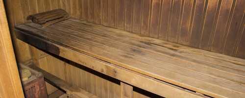 Малая сауна в банном комплексе «Попаримся»  – фото 6
