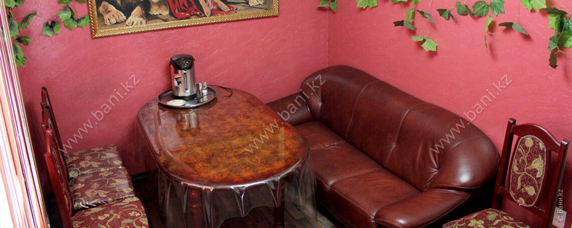 Малая сауна в комплексе «Карагай» – фото 6