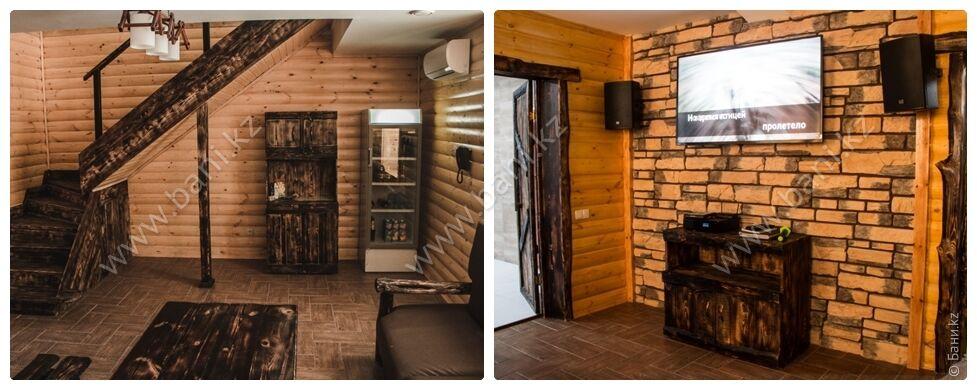 Малая баня в Банном комплексе Хоттабыч – фото 2