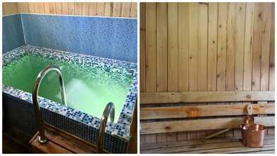 Русская баня на дровах – фото 3