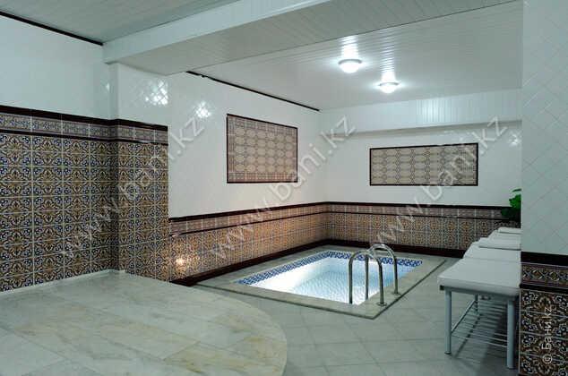 Турецкая баня в комплексе Arasan Wellness & SPA