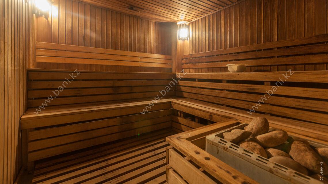 Малая сауна в комплексе «Ак-Алтын» – фото 10