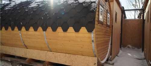 Бани на дровах «Кедровый Двор»  – фото 2