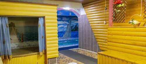 Сауна с бассейном в комплексе «Агидель» – фото 3
