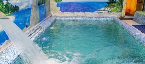 Сауна с бассейном в комплексе «Агидель» – фото 2