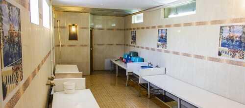 Общая баня в комплексе «Агидель»
