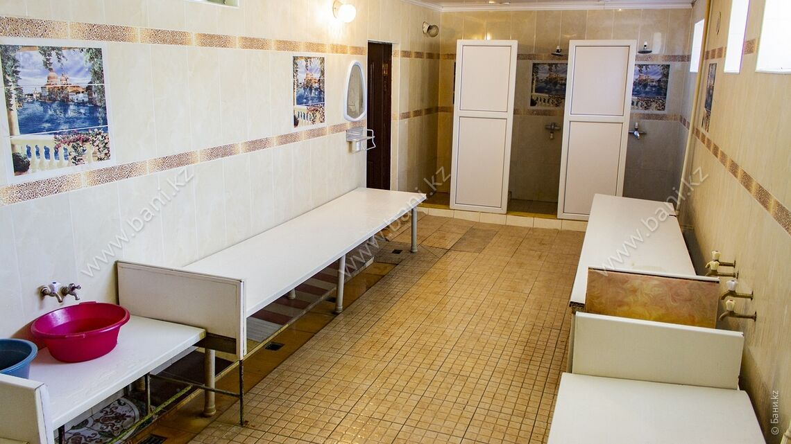 Общая баня в комплексе «Агидель» – фото 5