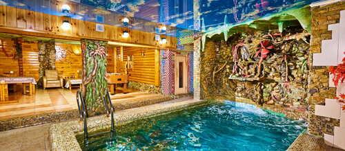 Финская баня в комплексе «Булгарские бани» – фото 3
