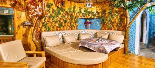 Баня «Казахская монша»