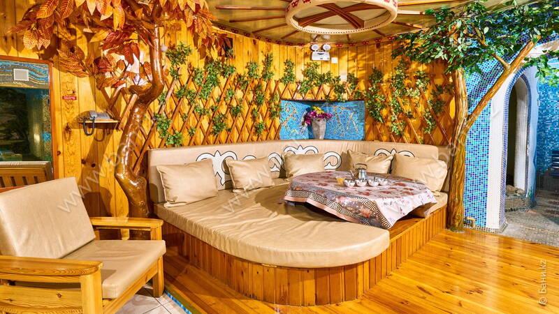 Казахская монша