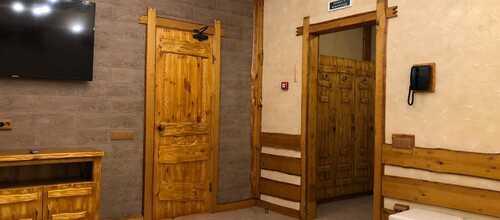Четырехместная сауна на дровах в комплексе саун «Фазенда» – фото 2