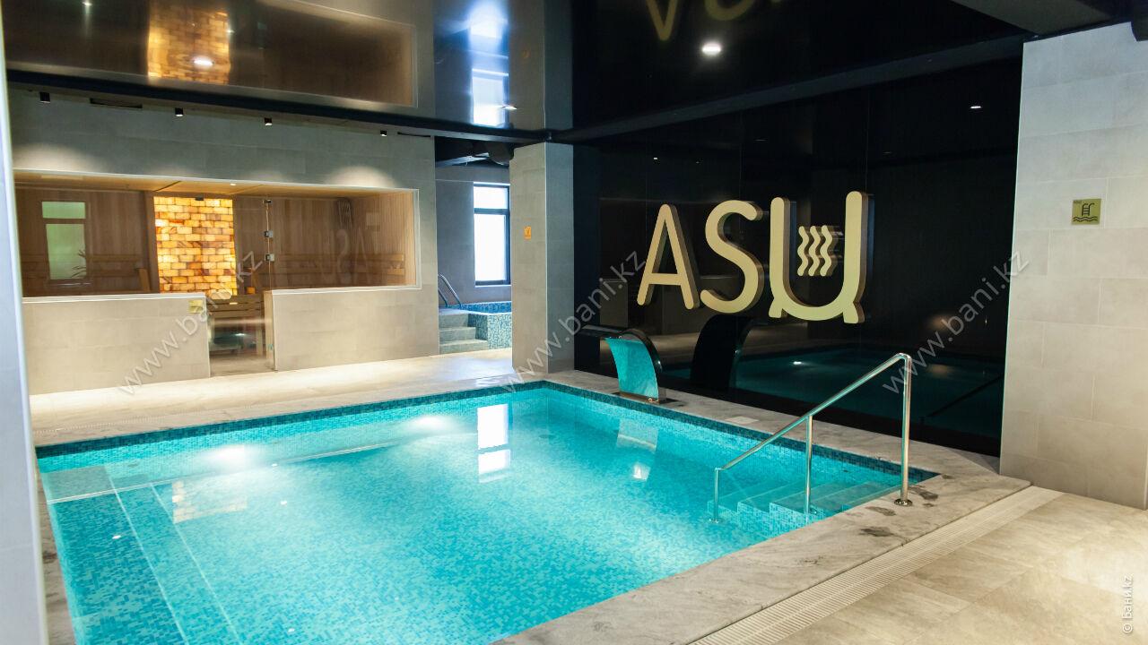 Баня высшего разряда ASSU